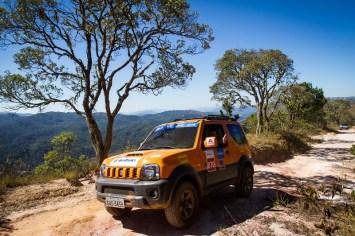 Muito 4x4 no Suzuki Day. Foto:Adriano Carrapato / Suzuki