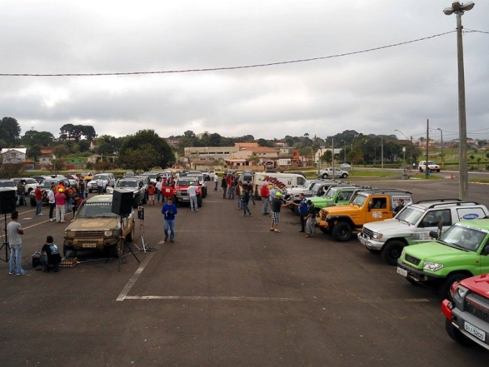 Largada será no sábado, 18/03, no Parque Lacustre, às 9h01 (Foto: Igor Quirrenbach de Carvalho)