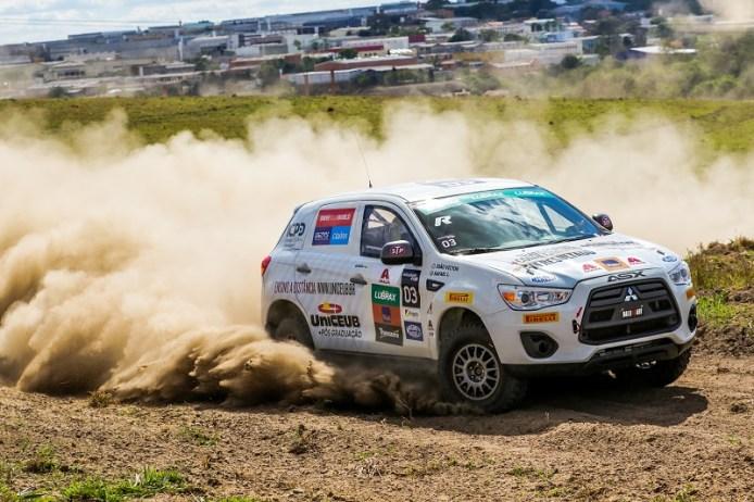 Mitsubishi Cup reúne os melhores pilotos do Brasil. Foto: Cadu Rolim/Mitsubishi