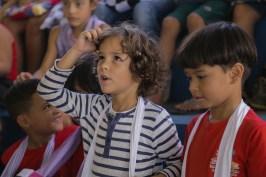 O menino Ícaro da Escola de Pedrinhas (Lucas Carvalho/Photo Action)