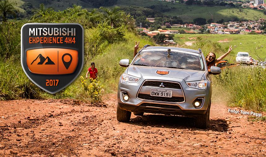 Mitsubishi Experience 4×4 estreia com muitas trilhas e cultura no interior de Minas Gerais