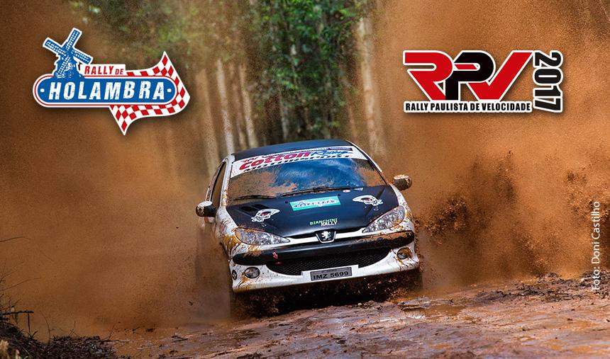Bianchini Rally estreia com dobradinha no pódio no Rally de Holambra