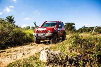 Desafios off-road esperam os competidores. Foto: Ricardo Leizer / Suzuki