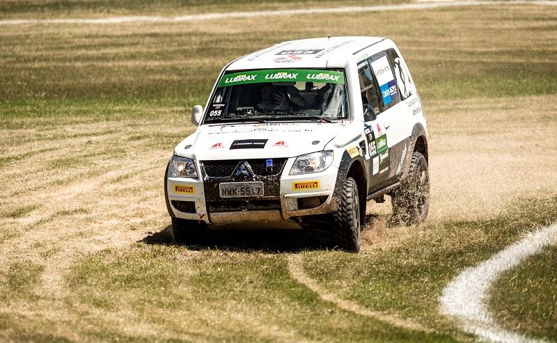 Cinco categorias disputaram a prova. Foto: Ricardo Leizer / Mitsubishi