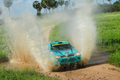 Dupla foi a mais rápida, deste sábado, na Pró Brasil (Doni Castilho/DFotos)