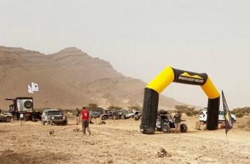 Únicos brasileiros no grid, disputam o Rally de Marrocos, na África, até 23/4. Foto: divulgação