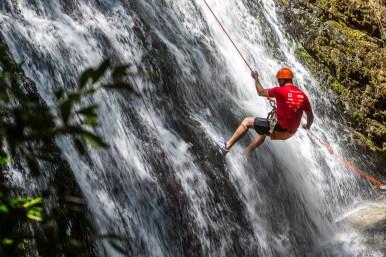 Participantes aproveitam atividades esportivas e culturais. Foto de Tom Papp / Mitsubishi