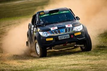 Rally Cuesta Off-Road terá 210 quilômetros de trechos navegados (Ricardo Leizer)