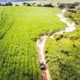 O trajeto terá 2.793 quilômetros entre Goiânia (GO) e Bonito (MS) (Ricardo Leizer)