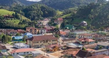 RANCHO QUEIMADO Simpática cidade do interior de Santa Catarina