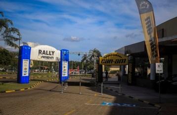 Em Palmas (TO), o parque de apoio foi montado no Capim Dourado Shopping (Luciano Santos/Dfotos)