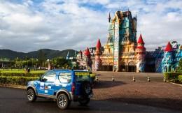 Beto Carrero World recebeu o Suzuki Off-Road (Tom Papp / Suzuki)