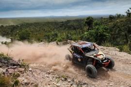 O catariense Denisio Nascimento confirmado para o Rally Rota SC (Doni Castilho/DFotos)