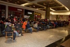 Os briefings, parque de apoio e premiação serão no Lages Garden Shopping (Luciano Santos/DFotos)