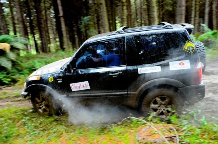 Campeonato Gaúcho de Rally Regularidade 4x4 01 (Crédito Aline Ben)