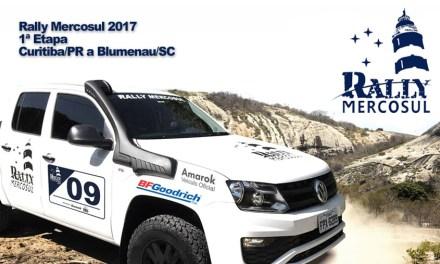 RALLY MERCOSUL 2017 – Detalhes da 1ª Etapa