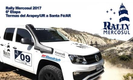 Rally Mercosul se aproxima da chegada em Buenos Aires