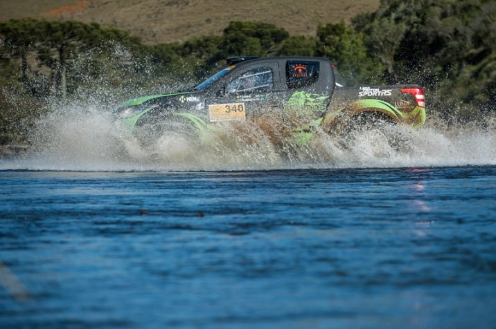 O Rally Rota SC teve dois dias de disputas e 525 quilômetros percorridos (Gustavo Epifanio/DFOTOS)