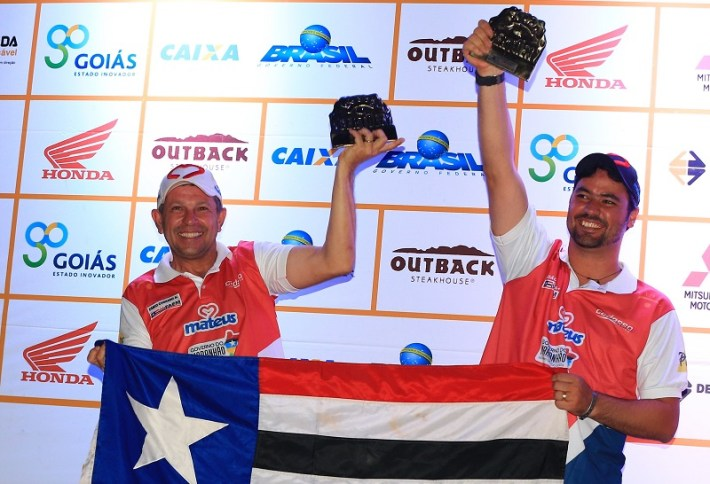 Maranhenses: vice-campeões na Production T2 em 2016 (Marcelo Machado/Fotop)