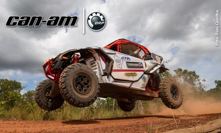 Can-Am apresenta Maverick X3 X rs Turbo R de 172HP no Rally dos Sertões