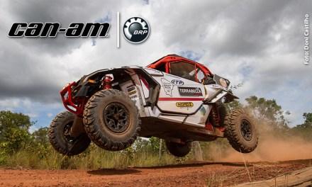 Brasileiro de Rally Baja – Can-Am defende liderança dos UTVs