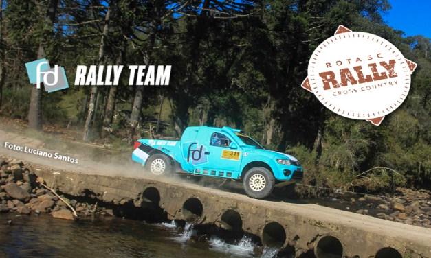 Mais um pódio: Glauber Fontoura/Minae Miyauti fecham como Campeões do Rally Rota SC na Pró Brasil