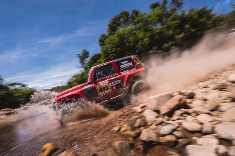 Categoria Regularidade já é sucesso no Rally dos Sertões. Foto: Victor Eleutério/Fotop/Vipcomm