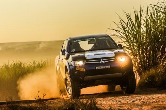 Wellington Costa e Rafael Arena farão a estreia juntos no Rally dos Sertões 2017 (Sanderson Pereira/Photography)