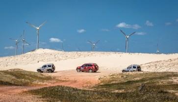 Próxima etapa será em Campos do Jordão (SP). Foto: Tom Papp / Suzuki