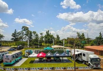 Equipe terá 12 carros (Cross Country e Regularidade) e será a maior do grid (Sanderson Pereira/ PhotoEsporte)