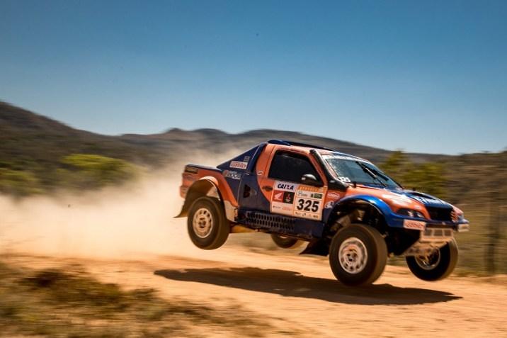 Na segunda etapa os competidores não poderão receber ajuda mecânica (Marcelo Machado/Fotop)