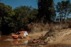 O Rally dos Sertões abriu a 25a edição com uma etapa desafiante (Vinícius Branca/Fotop)
