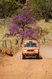 Cadasso Racing completou duas exigentes etapas (Victor Eleutério/DFotos)