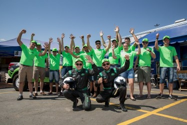 Catarinense Bulldog Racing assume a terceira posição no acumulado da Pró Brasil (Magnus Torquato/Fotop)