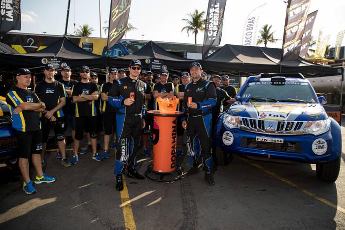 Equipe Top Rally Team (Marcelo Machado/Fotop)
