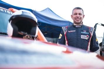 O piloto Fábio Cadasso está em seu quinto Rally dos Sertões (Victor Eleutério/Fotop)