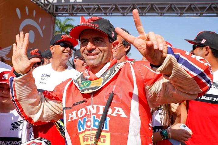Jean Azevedo venceu nas motos (Magnus Torquato/Vipcomm)