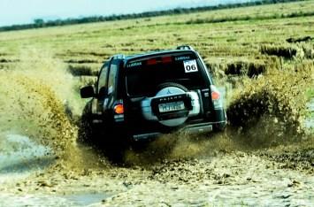 Campeonato Gaúcho de Rally 4x4 (Crédito Aline Ben)