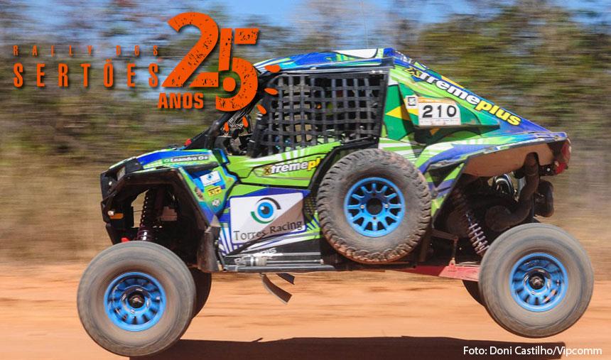Cautela e disciplina: o mantra da Torres Racing para cumprir objetivos no Rally dos Sertões 2017
