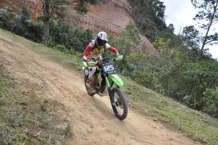 Juracy S Junior - Campeão Novato. Foto: Savastano