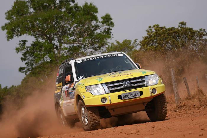 Equipe Zenz Rally Team (Victor Eleutério/Fotop)