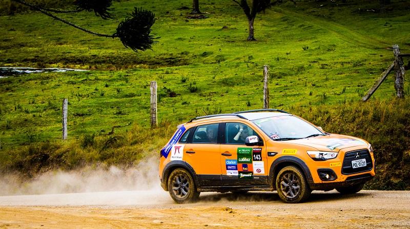 Próxima etapa será em São José do Rio Preto. Foto: Adriano Carrapato / Mitsubishi