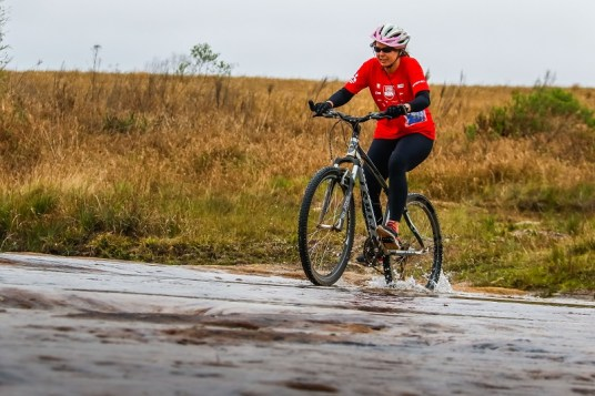 Atividades esportivas fazem parte da prova. Foto: Cadu Rolim / Mitsubishi