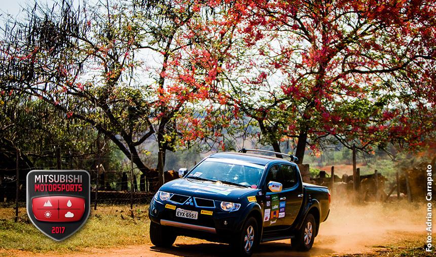 Sol e calor marcam etapa de São José do Rio Preto (SP) do Mitsubishi Motorsports