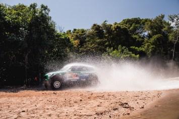 Mini All4 Racing - Rally dos Sertões 2017. Foto: Victor Eleuterio