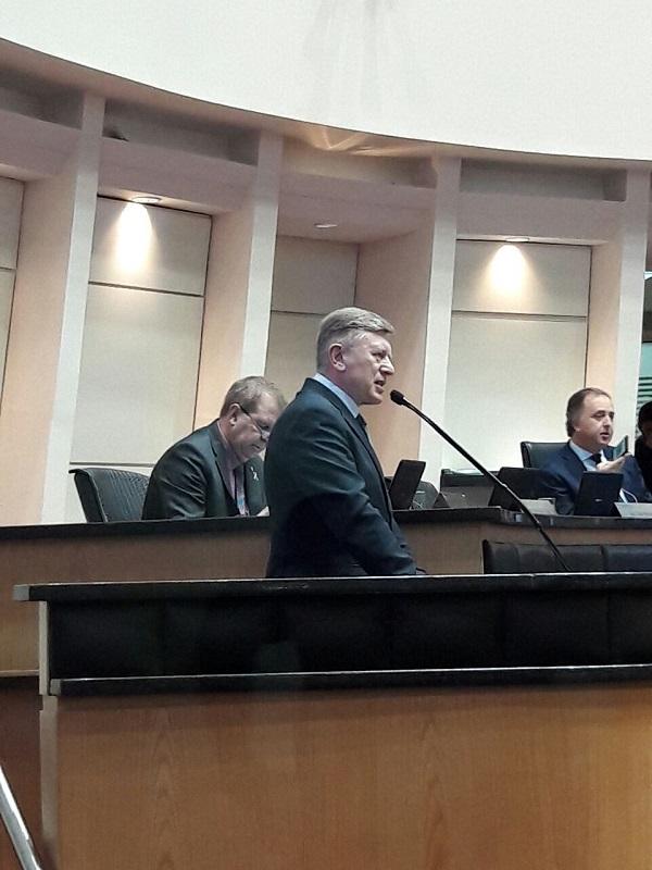 Deputado Estadual Milton Hobus (Divulgação)