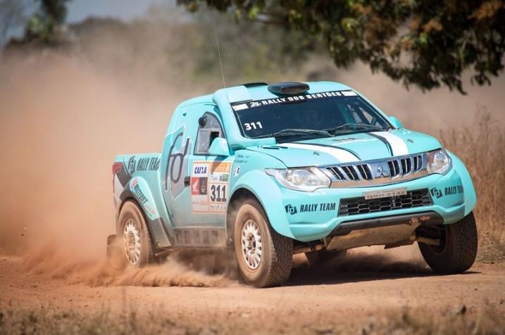L200 Triton Sport RS de Glauber e Minae. Foto: Gustavo Epifanio / Fotop