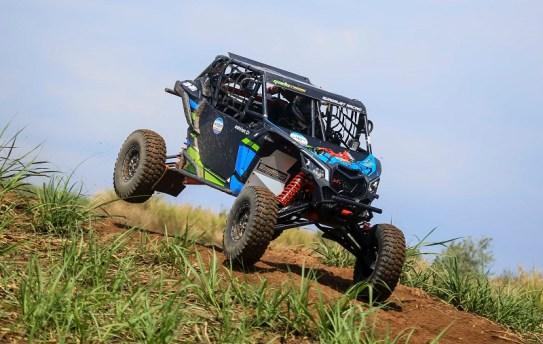 André Hort é o vice campeão do Rally Serra Azul (Luciano Santos/DFotos)