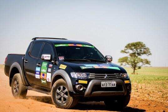 Podem participar do Motorsports veículos das linhas ASX, Triton e Pajero. Foto: Adriano Carrapato / Mitsubishi
