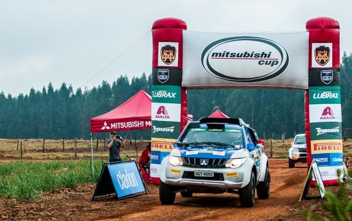 Mitsubishi Cup fará 3ª e 6ª etapas em Indaiatuba (SP). Foto: Marcio Machado/Mitsubishi